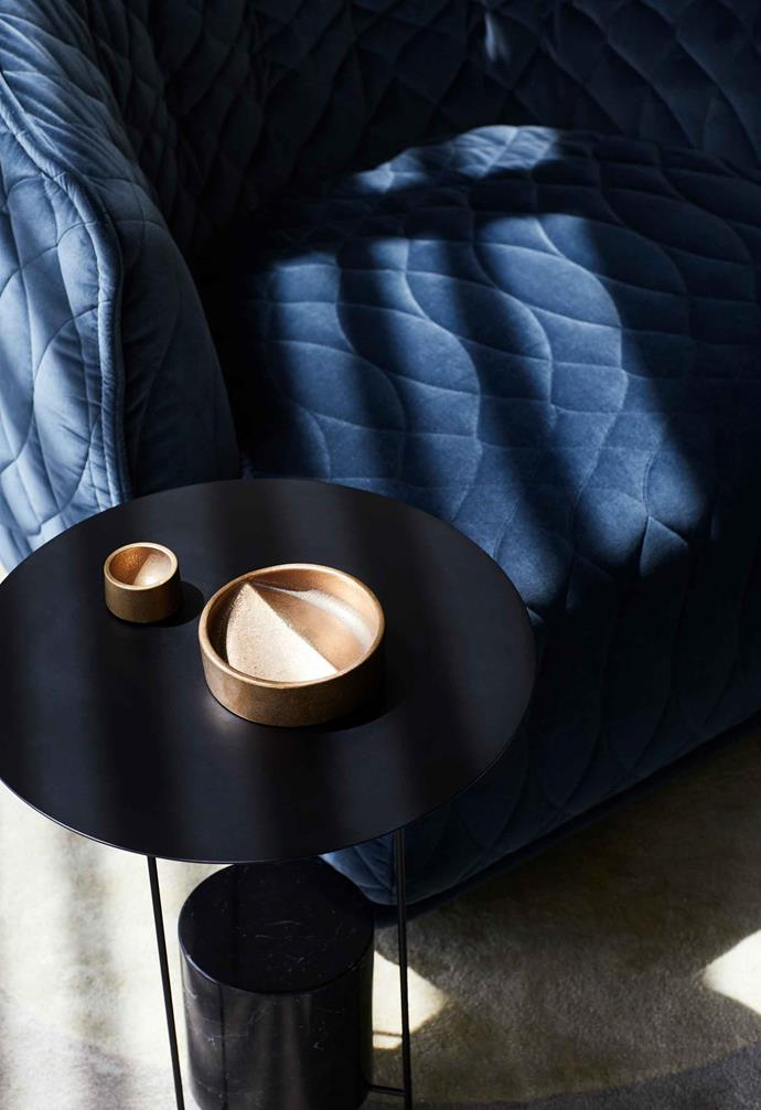 Ditto for Patricia Urquiola sofas and hardwood flooring.