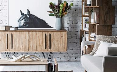 Stylish storage ideas for an organised living room