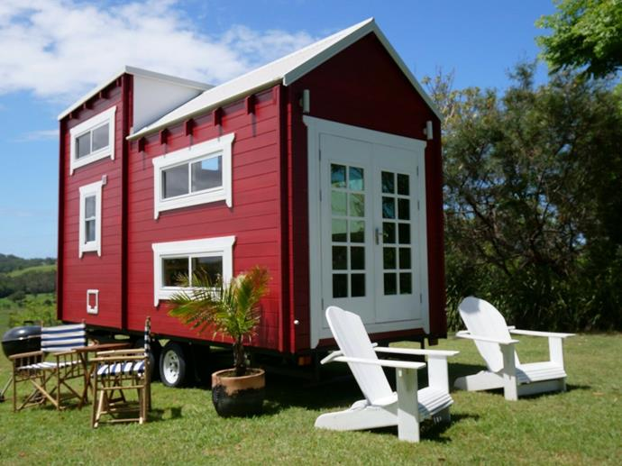 """This 'Byron' Tiny House by [Sunny Tinny Houses](https://www.sunnytinyhouses.com.au/