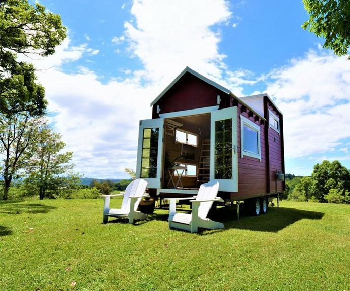 tiny house ebay