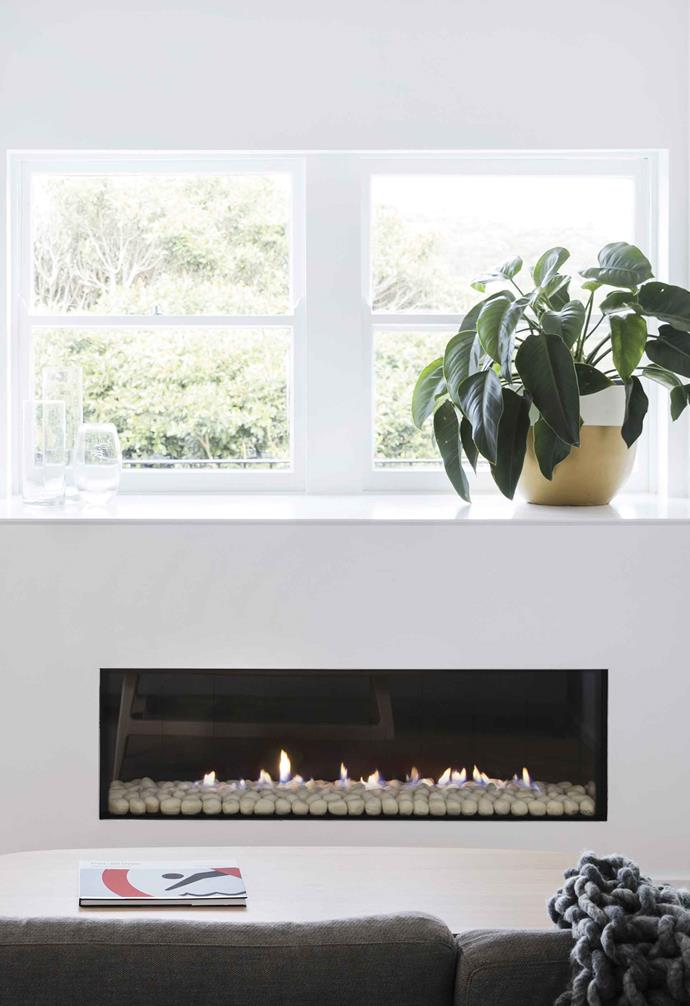 "With no frame on the DS1400 gas fireplace, $10,999 (supply only), from [Escea](https://www.escea.com/au/|target=""_blank""