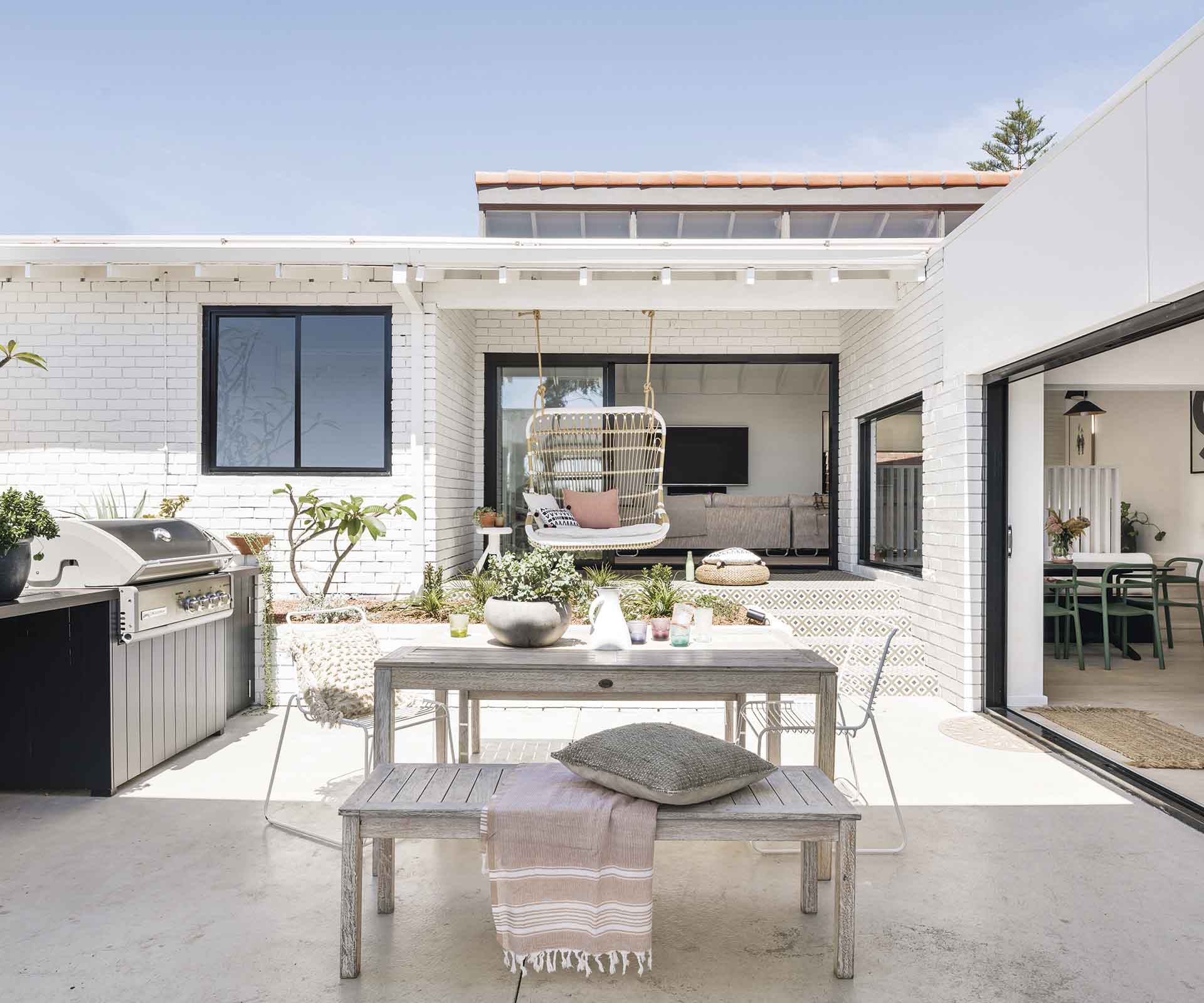 A coastal bungalow in Karrinyup's light-filled renovation