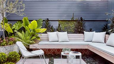 A Balmain terrace garden's dramatic transformation