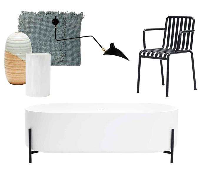 "**Carefully considered** This is a sophisticated look with casual undertones, enhancing the classic beauty of the building. **Get the look** (clockwise from left) Asobi bud vase, $15, [Salt&Pepper](https://www.saltandpepper.com.au/|target=""_blank""