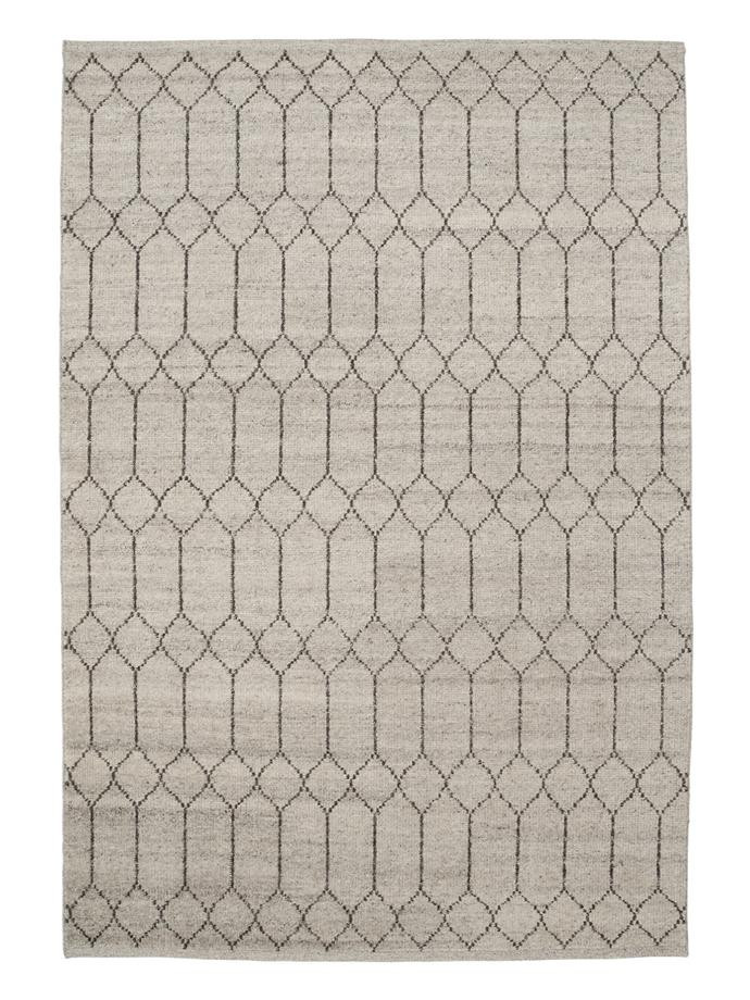 "'Tangier' berber-knot, hand-woven **rug** by Armadillo & Co, starting from $1270, available at [Norsu](https://norsu.com.au/products/armadillo-co-berber-knot-tangier|target=""_blank""