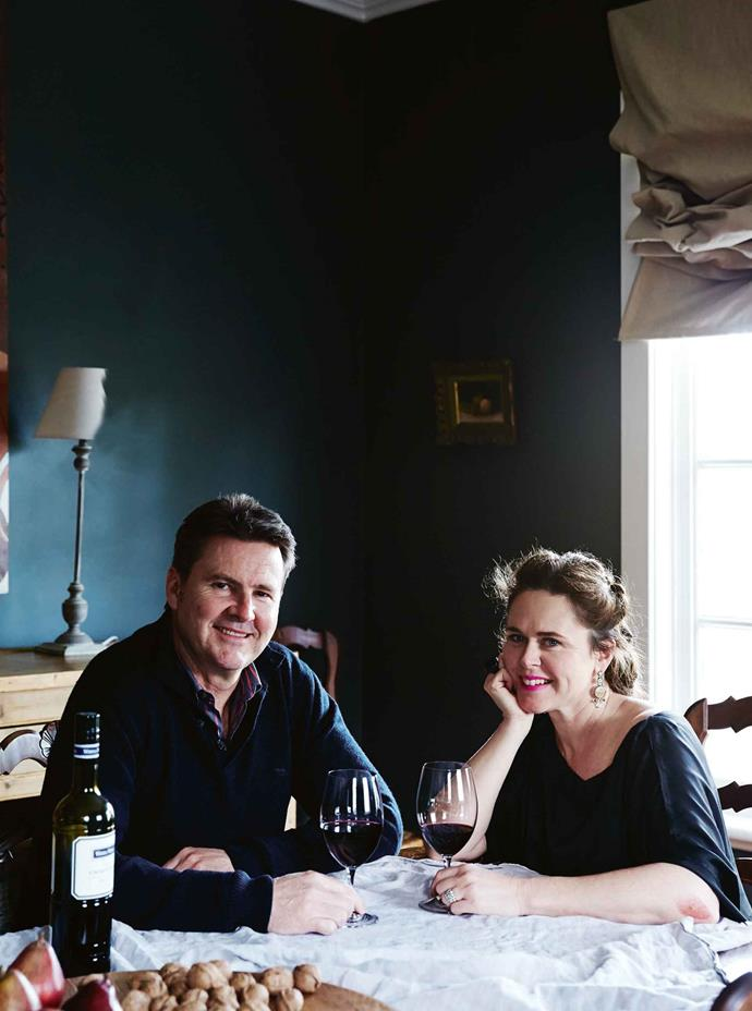 "Both originally from Adelaide, Marianne and Andrew have made it their business to convince city friends of the convenience their new neighbourhood. ""There's a mentality that The Hills are separate,"" says Marianne. The location is also handy for Andrew's commute to the [Wirra Wirra winery](https://www.wirrawirra.com/