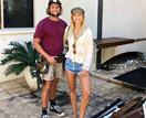 The Block to Byron Bay: Josh Barker and Elyse Knowles' beautiful new home