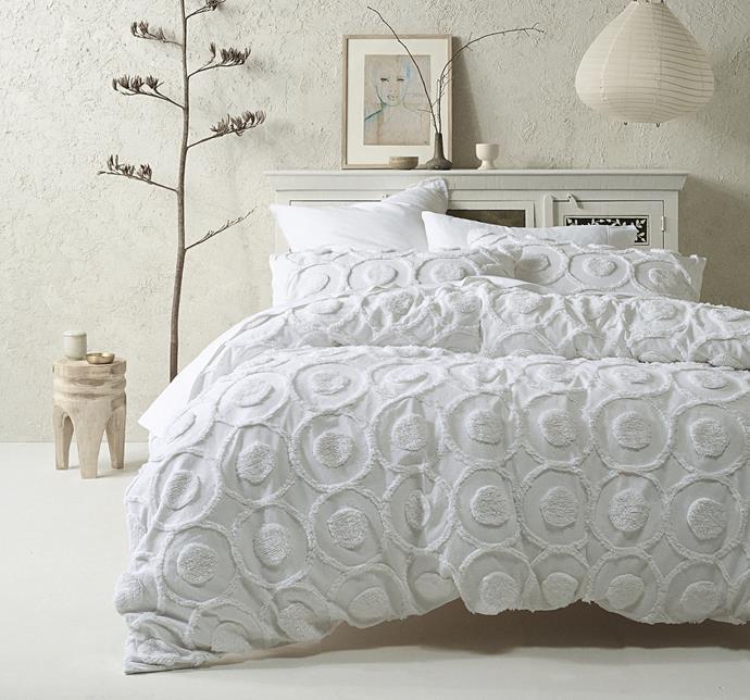 Organic Cotton Quilt Cover Set (Queen), $69.99
