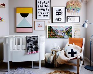 small nursery room