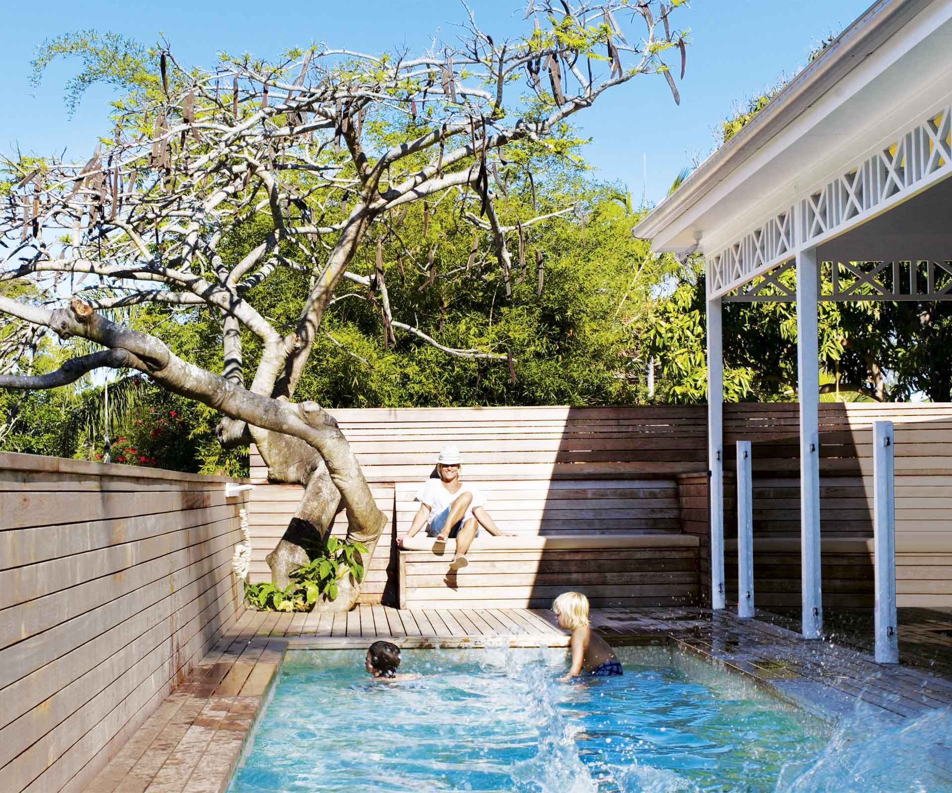 A Byron Bay beach house renovation that's full of charm | Inside Out