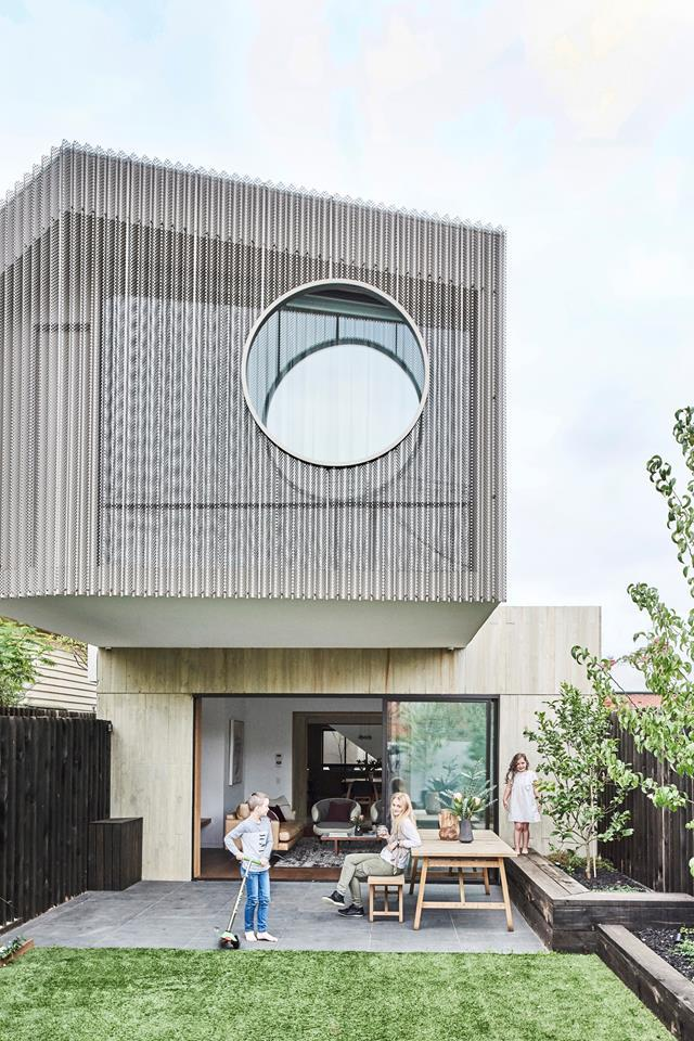 "A pair of industry pros used all their nous and connections to build a sturdy, yet beautifully [refined home](https://www.homestolove.com.au/melbourne-japanese-industrial-home-6051|target=""_blank""), in Melbourne. The overall aesthetic is contemporary and industrial with Japanese influences."