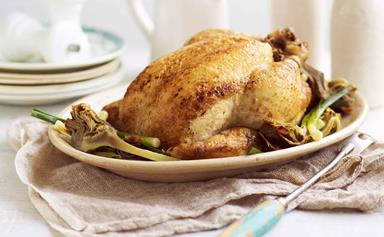How to roast chicken perfectly every time