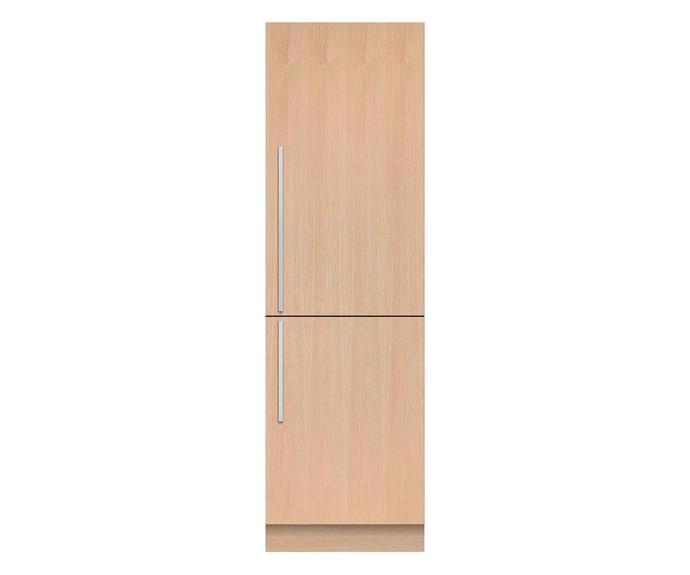 "Integrated Refrigerator Freezer 266L RB60V18, $3499, [Winning Appliances](https://www.winningappliances.com.au/p/fisher-paykel-266l-integrated-fridge-rb60v18|target=""_blank""|rel=""nofollow"")."