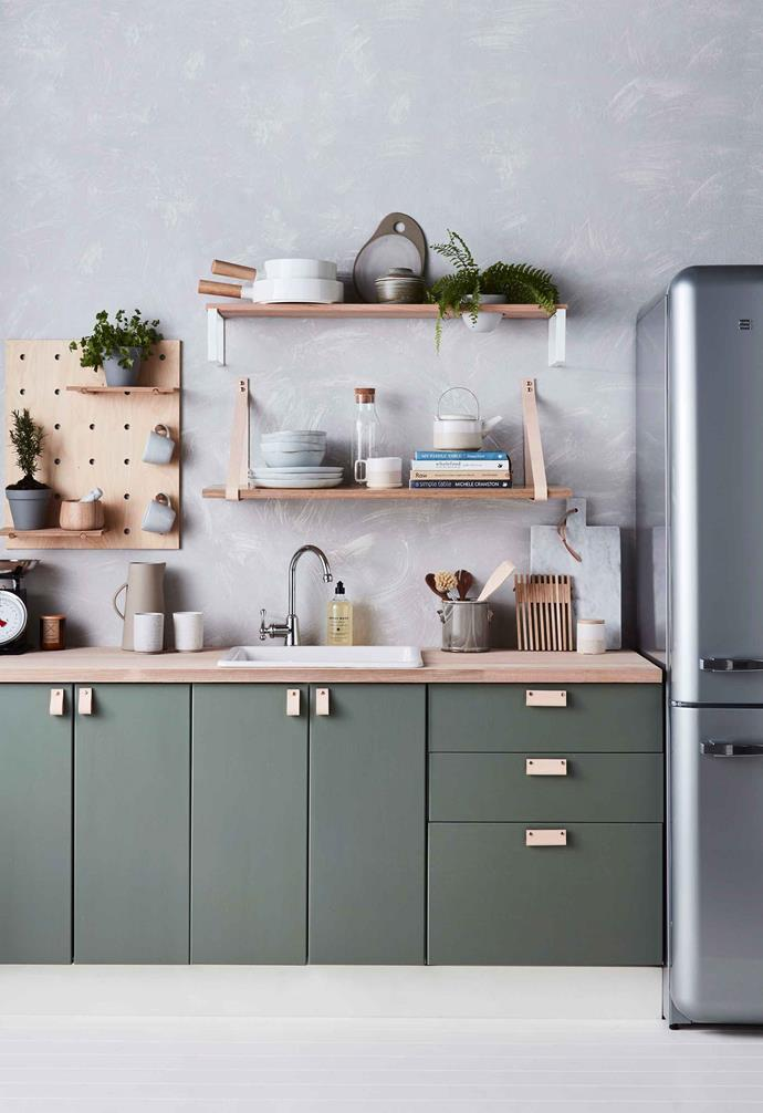 Be sure to check the height and accessibility of shelving options when you choose your new fridge.