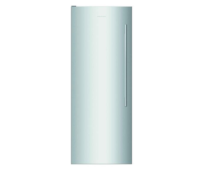 "Fisher & Paykel 451L Upright Fridge E450LXFD11, $1795, [Appliances Online](https://www.appliancesonline.com.au/product/fisherpaykel-e450lxfd1-451l-upright-fridge|target=""_blank""|rel=""nofollow"")."