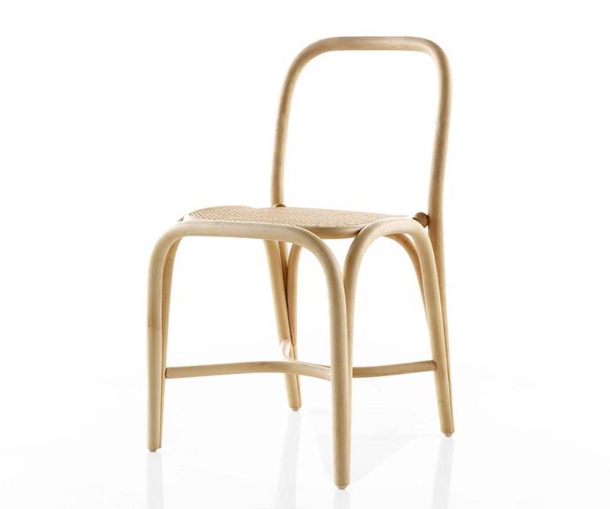 "Expormim 'Fontal' chair, $1413.50, [Ke-zu](https://www.kezu.com.au/|target=""_blank""|rel=""nofollow"")."