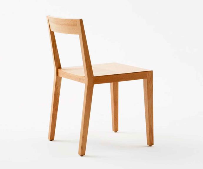 "Barri chair, $682, [Jardan](https://www.jardan.com.au/|target=""_blank""|rel=""nofollow"")."