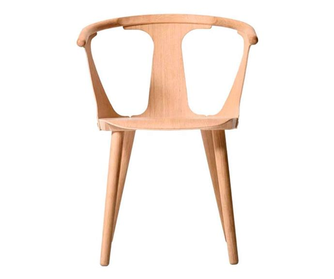 "&Tradition 'In Between' chair, $770, [Cult](https://cultdesign.com.au/|target=""_blank""
