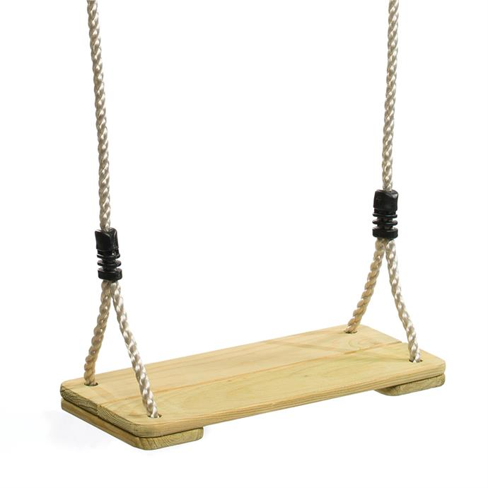 "Swing Slide Climb 380mm timber [swing seat](https://www.bunnings.com.au/swing-slide-climb-380mm-timber-swing-seat_p3320726|target=""_blank""