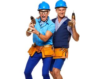 Mitch and Mark the block 2019