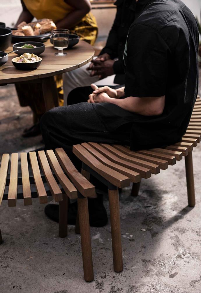 "[IKEA's OVERALLT furniture range](https://www.homestolove.com.au/ikea-overallt-collection-australia-20354|target=""_blank"") uses Eucalyptus."