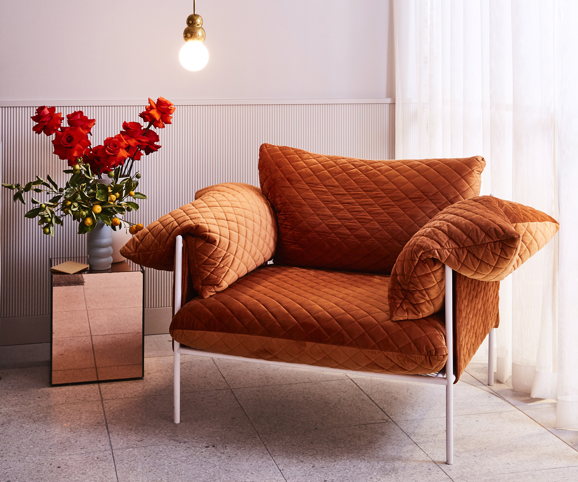 14 statement armchairs we want to curl up in | real living