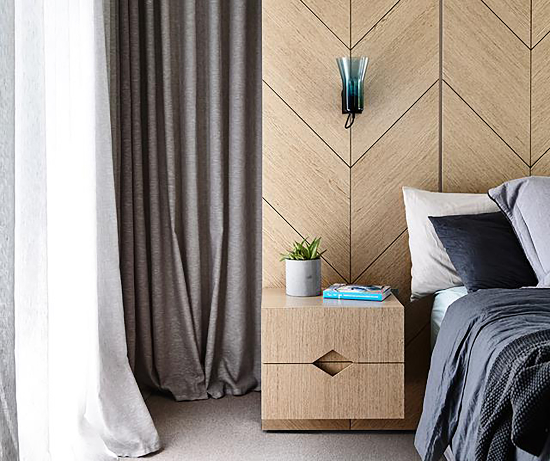 9 stunning timber feature walls to inspire | Homes To Love