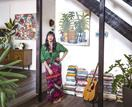 Artists Rosetta and John Santucci's Byron Bay bohemian retreat
