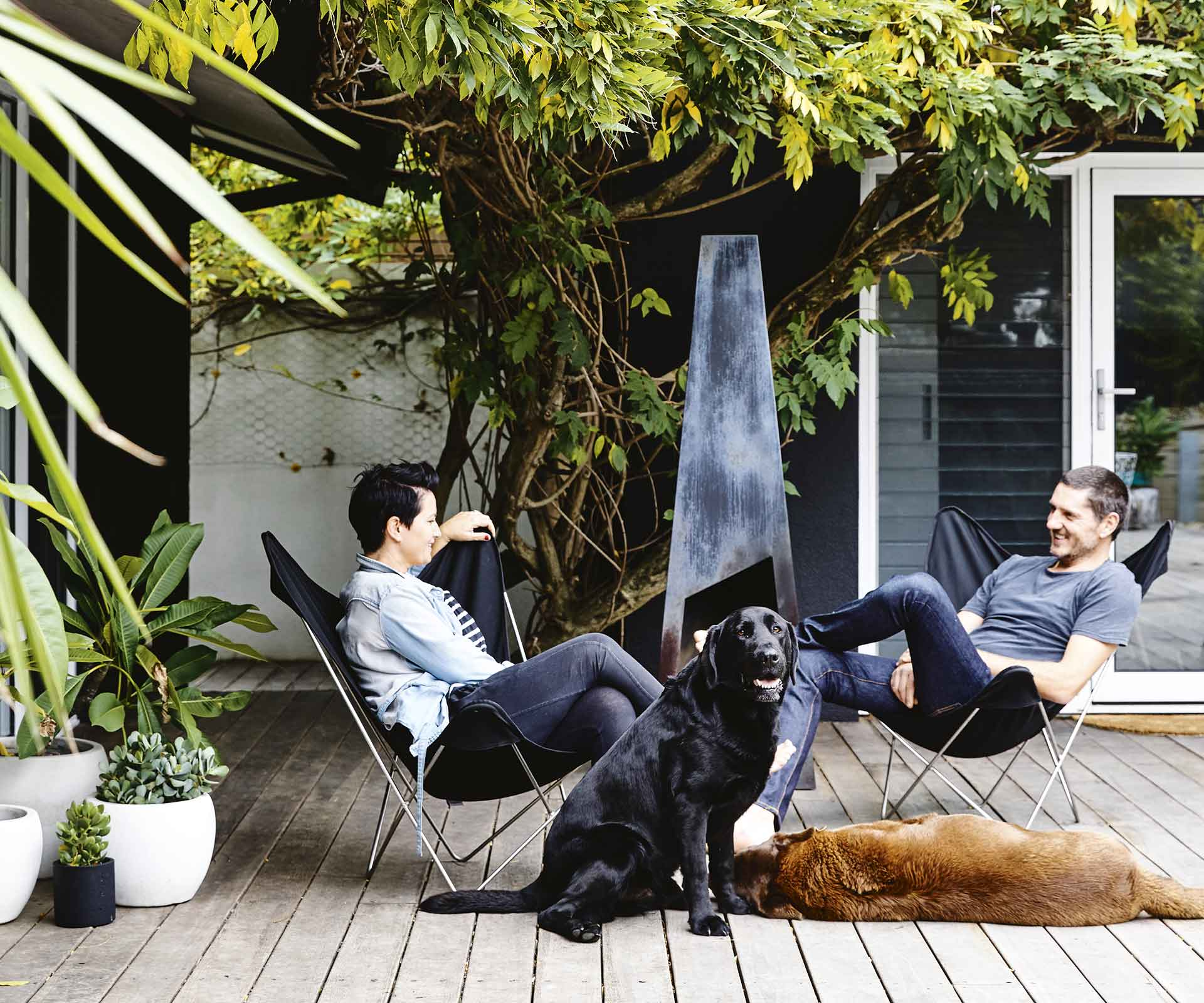 A resort-style home in Melbourne is a relaxed family haven | Inside Out