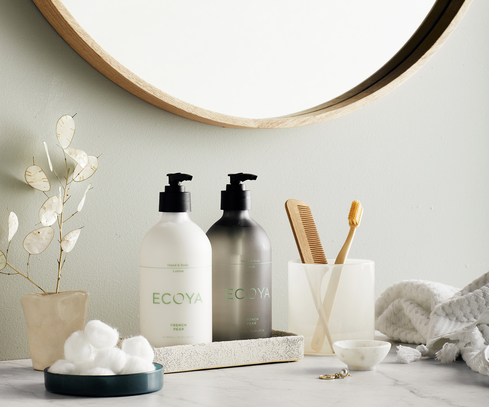 Bathroom décor: 12 stylish countertop accessories | real living
