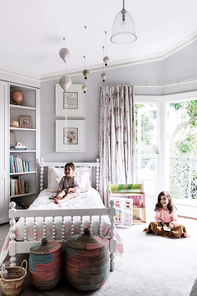 "Treat your curtains like any other decorative item in your home and go for a playful print or colour – this works especially well in a [kid's bedroom](https://www.homestolove.com.au/kids-bedroom-design-guide-5210|target=""_blank""), as well as in a sophisticated sitting area or master bedroom. Simply echo the room's theme and existing hues."