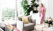 At home with Georgie Abay, founder of The Grace Tales
