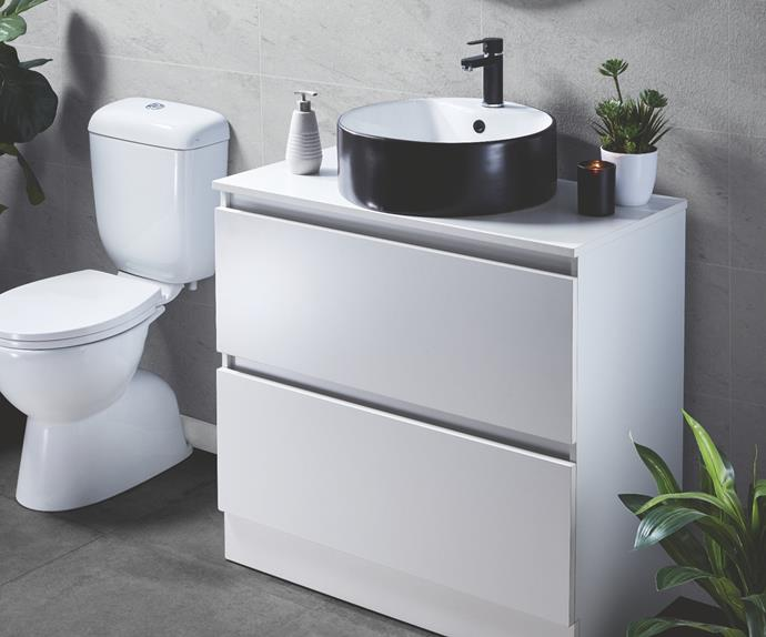 aldi bathroom renovation