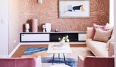 A colourful penthouse apartment with plenty of personality