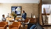 Inside architect Peter Maddison's modernist home