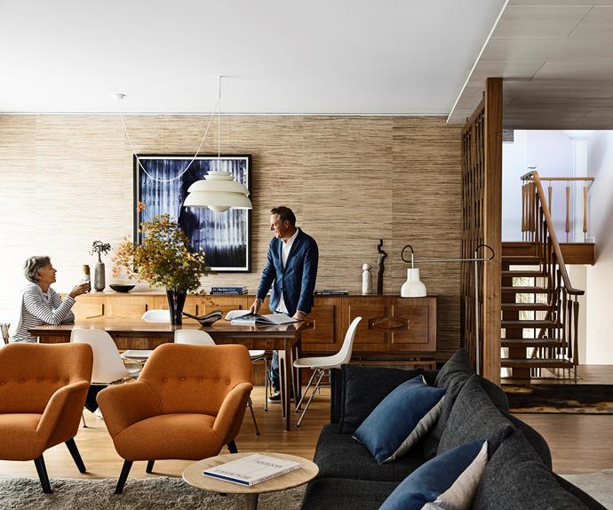 Inside Architect Peter Maddison S Modernist Home