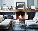An Italian-style home with eclectic vintage charm