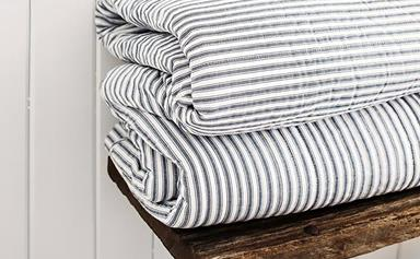 How to clean a feather doona