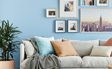 How to hang and display photos at home