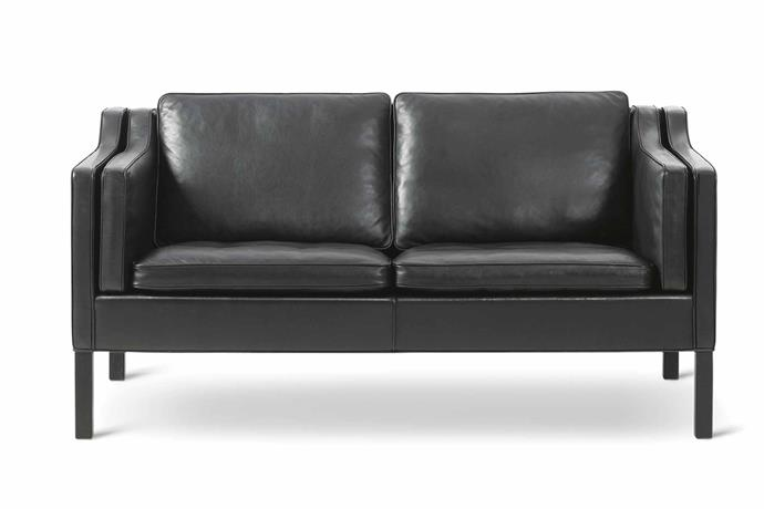 "**Two seater** Fredericia 'Børge Mogensen 2212' sofa, POA, [Great Dane](https://greatdanefurniture.com/|target=""_blank""
