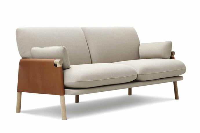 "**Two-and-a-half seater** Erik Jørgensen 'Savannah' sofa, from $12,000, [Cult](http://cultdesign.com.au/|target=""_blank""