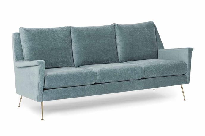 "**Three seater** 3 seater 'Carlo' sofa, $1499, [West Elm](http://www.westelm.com.au/|target=""_blank""|rel=""nofollow"")."