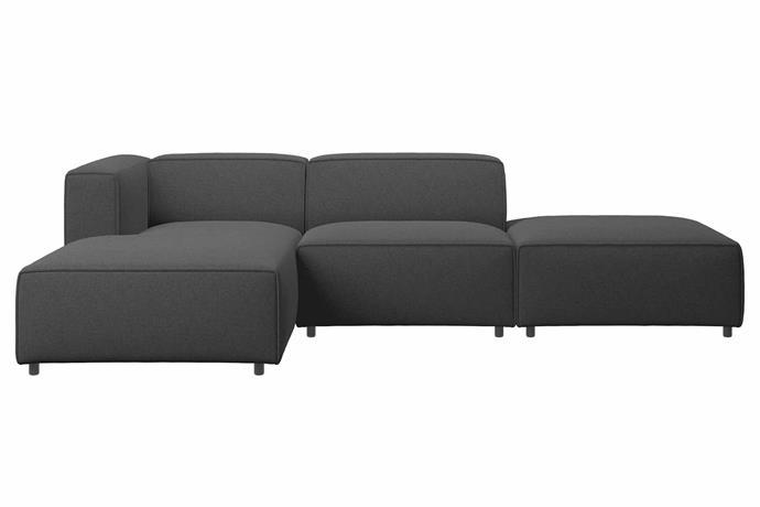 "**L-shaped** 'Carmo' sofa, $7589, [BoConcept](https://www.boconcept.com/en-au/|target=""_blank""|rel=""nofollow"")."