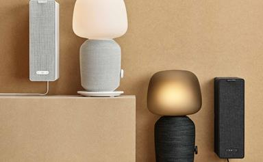 IKEA and Sonos introduce a chic new speaker collaboration