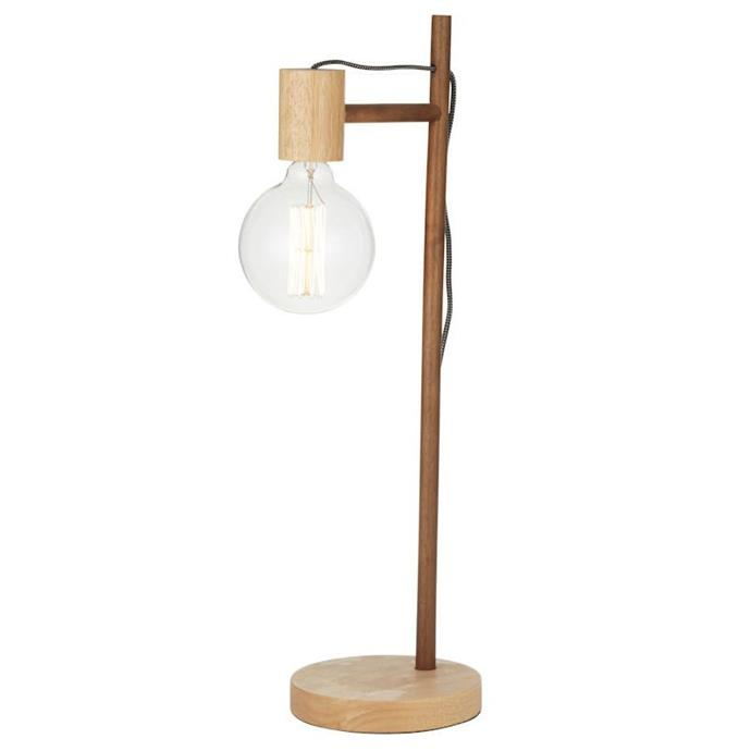 "When it comes to lamps, marry function and design together. This table lamp, $152 from [OzDesign](https://ozdesignfurniture.com.au/homewares/lighting/bryson-table-lamp|target=""_blank""