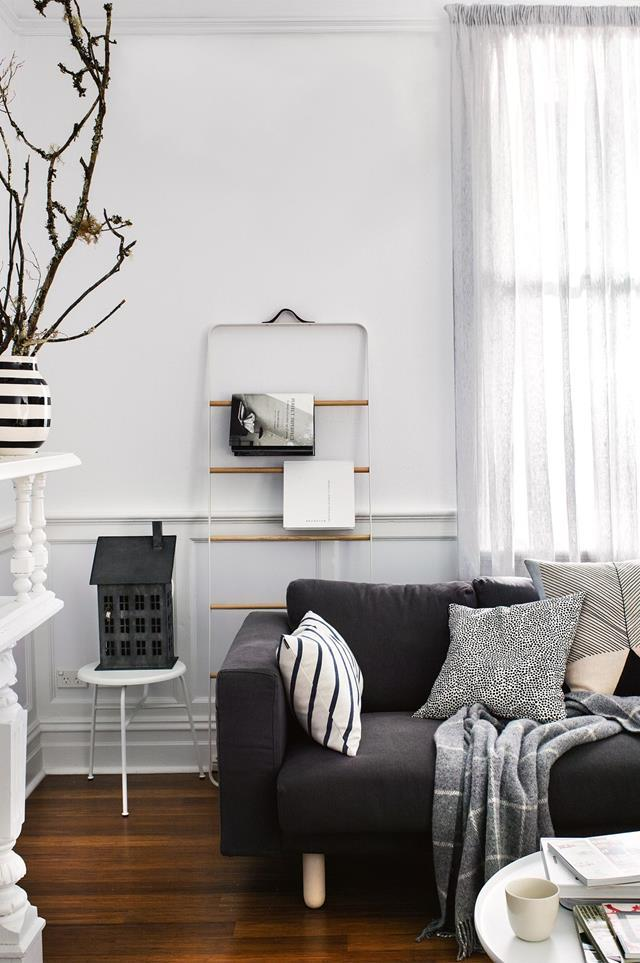 "**SCANDINAVIAN COUNTRY FURNITURE**<P> <p>[Scandinavian style](https://www.homestolove.com.au/scandinavian-style-homes-19651|target=""_blank"") is one of the most popular interior looks being channelled in modern Australian homes today. It heroes simple lines, meticulous design and a pared-back aesthetic. Here, the owners of [Papa Sven's Summer Cabin](https://www.homestolove.com.au/seafront-scandinavian-home-newcastle-12266