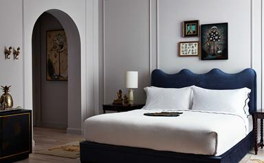 How to make your bedroom feel like a high-end hotel