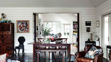 A historic house renovation in Berrima, NSW
