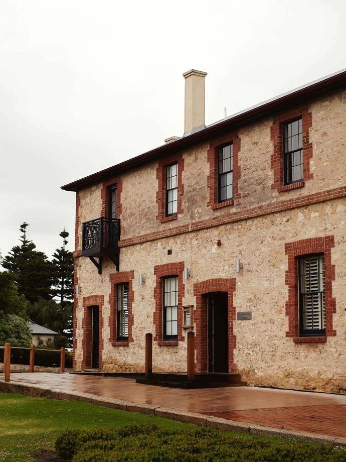 The Australasian is a historic building in Goolwa that ran as an award winning boutique hotel until June 2019 when it closed permanently.