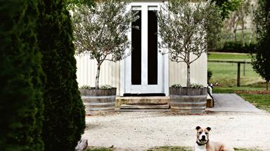 Tour a luxurious shed renovation in the Adelaide Hills